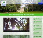 RÉALISATION DE SITE : Parc Départemental