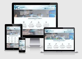 site-responsive   DIGITAL MOTION - Création de sites web